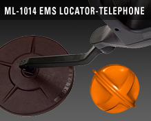 ML-1014 EMS Locator-Telephone