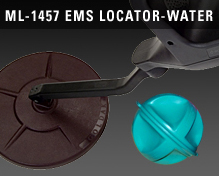 ML-1457 EMS Locator-Water